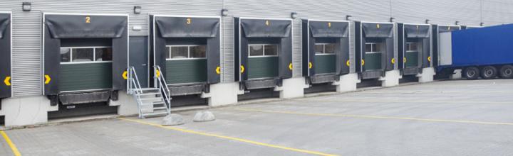 Reparartie, nieuwlevering en onderhoud aan dockdeuren